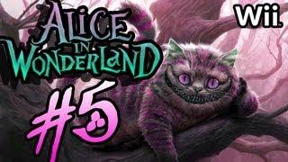 Tim Burton's Alice in Wonderland Walkthrough Part 5 (Wii) ~~