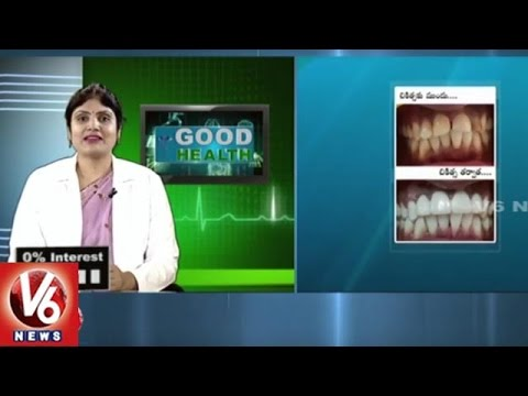 Reasons & Treatment For Dental Problems | Partha Dental Hospital | Good Health | V6 News