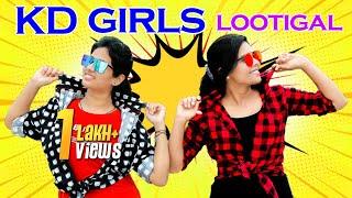 KD Girls Lootigal   Miss Madrasi   Madrasi   Girls
