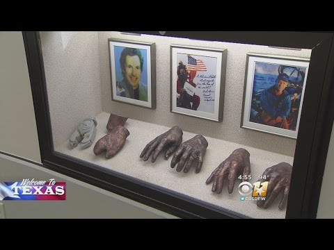 Welcome To Texas: Hand Collection At Baylor Medical Center