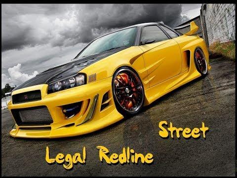 """Street Legal Redline - """" Nissan Skyline GTR """""""