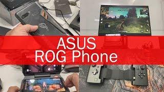 ASUS ROG Phone, Gamevice controller, Dock, Mobile desktop dock, WiGig dock, TwinView dock