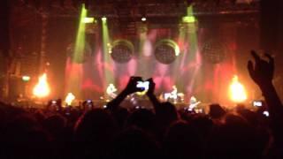 Rammstein - Intro / Sonne [21.11.11 Live in Friedrichshafen / Made in Germany Tour 2011]