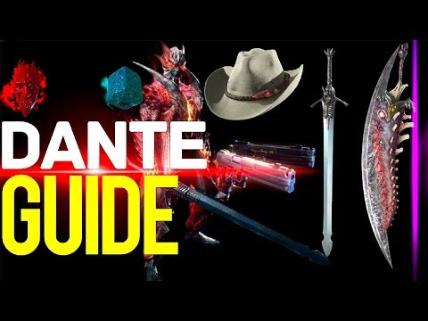 Devil May Cry 5 Dante Weapon Guide thumbnail