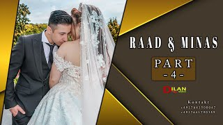 Raad & Minas Part -4 Hizni Bozani - Wedding in Lüdenscheid by Dilan Video 2021