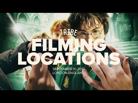 harry potter filming locations in london | TRIBE
