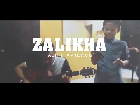 Aliff Amierul   Zalikha - Floor 88 (COVER)