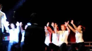 Dansen til LIV 1, Vinterfestivalen på Voss 2010