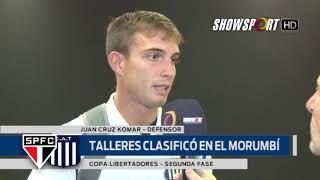 Juan Cruz Komar - Defensor de Talleres
