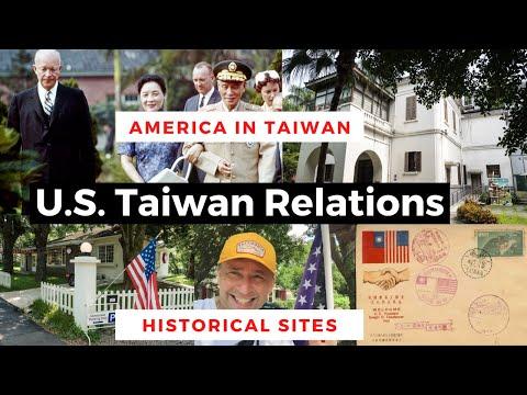 Taipei, Taiwan-Must-See U.S. Heritage Sites