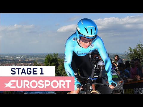 Giro D'Italia 2019 | Stage 1 Highlights | Cycling | Eurosport