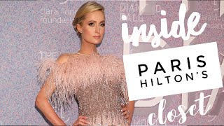 Going Inside Paris Hilton's Million Dollar Closet