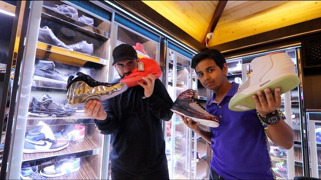 Kids Shoe Collection In Dubai