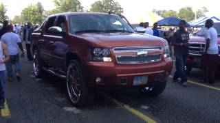 Avalanche on 30s Soundin Off