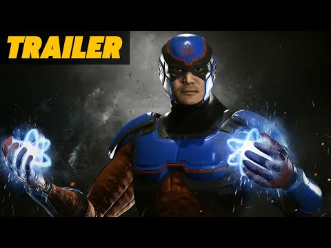 Injustice 2 - Atom Reveal Trailer