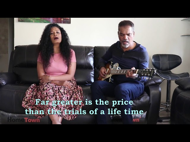 Sudhir Kamble Gospel Songs- Far Greater is the Price(Official Video)