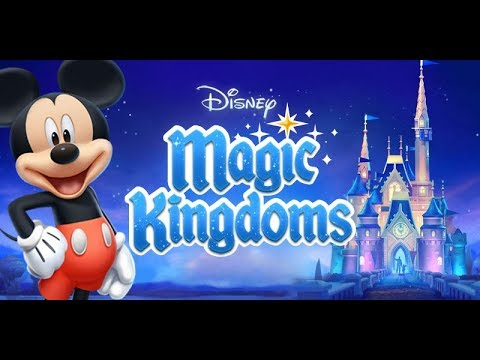 Disney Magic Kingdoms (part 12) - CANCELING THIS SERIES :(