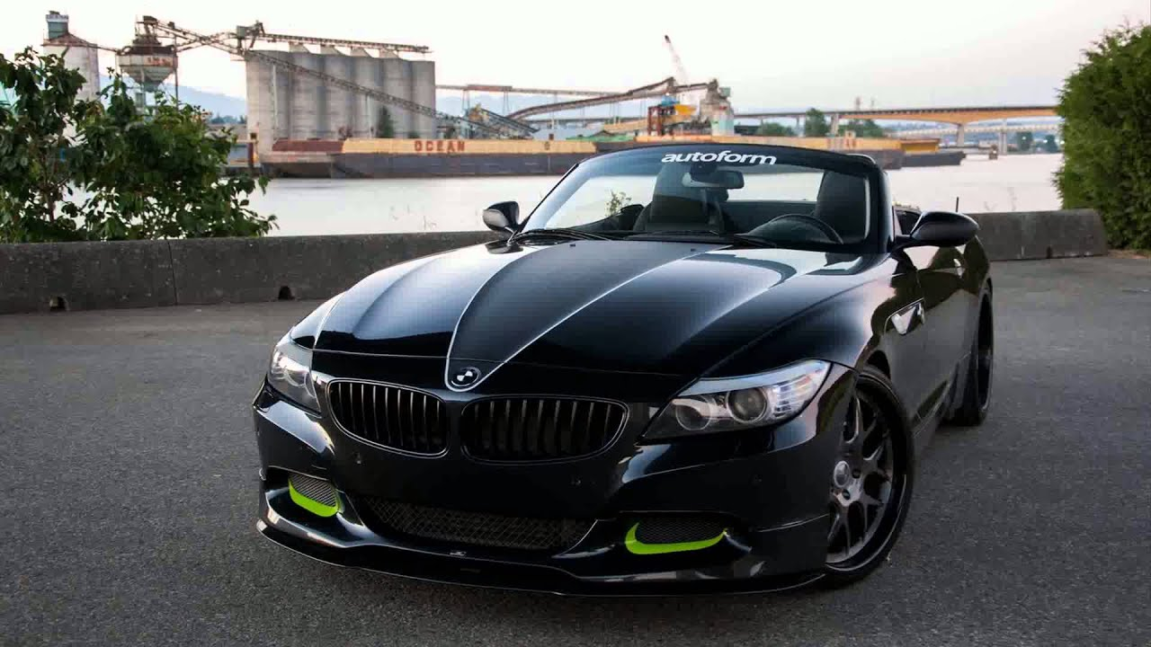 Bmw Z4 Tuning Projects Youtube