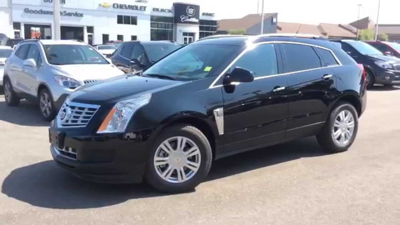 2014 Cadillac Srx Luxury Awd Review 141008 Youtube