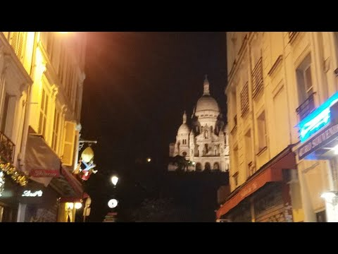 Montmartre Live - Patreon Monument Poll Result