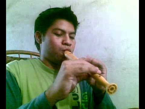 Dragonforce  through the fire and flames on flute