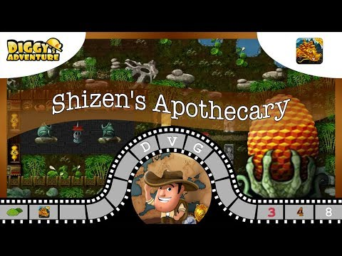[~Dragon of Earth~] #8 Shizen's Apothecary - Diggy's Adventure