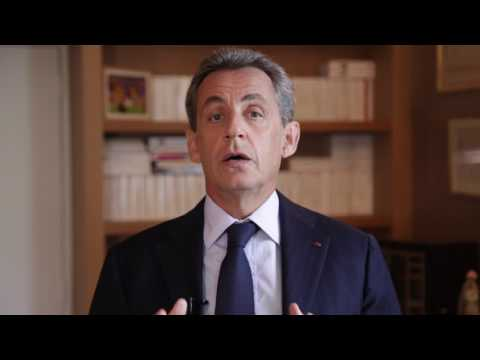 Message de Nicolas Sarkozy en soutien à François Fillon