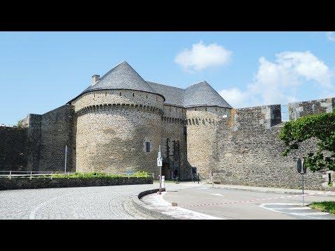 Brest, Brittany France Travel Video