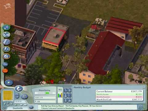 Sim City 4 Building A Region From The Ground Up Part 5