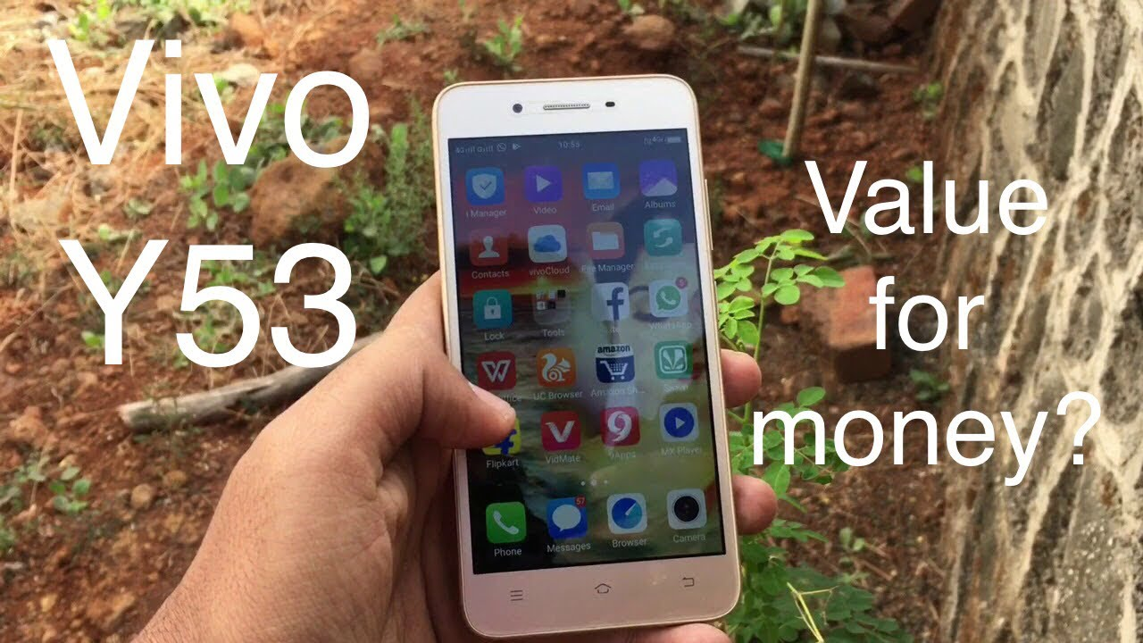 Vivo Y53 review after the price drop