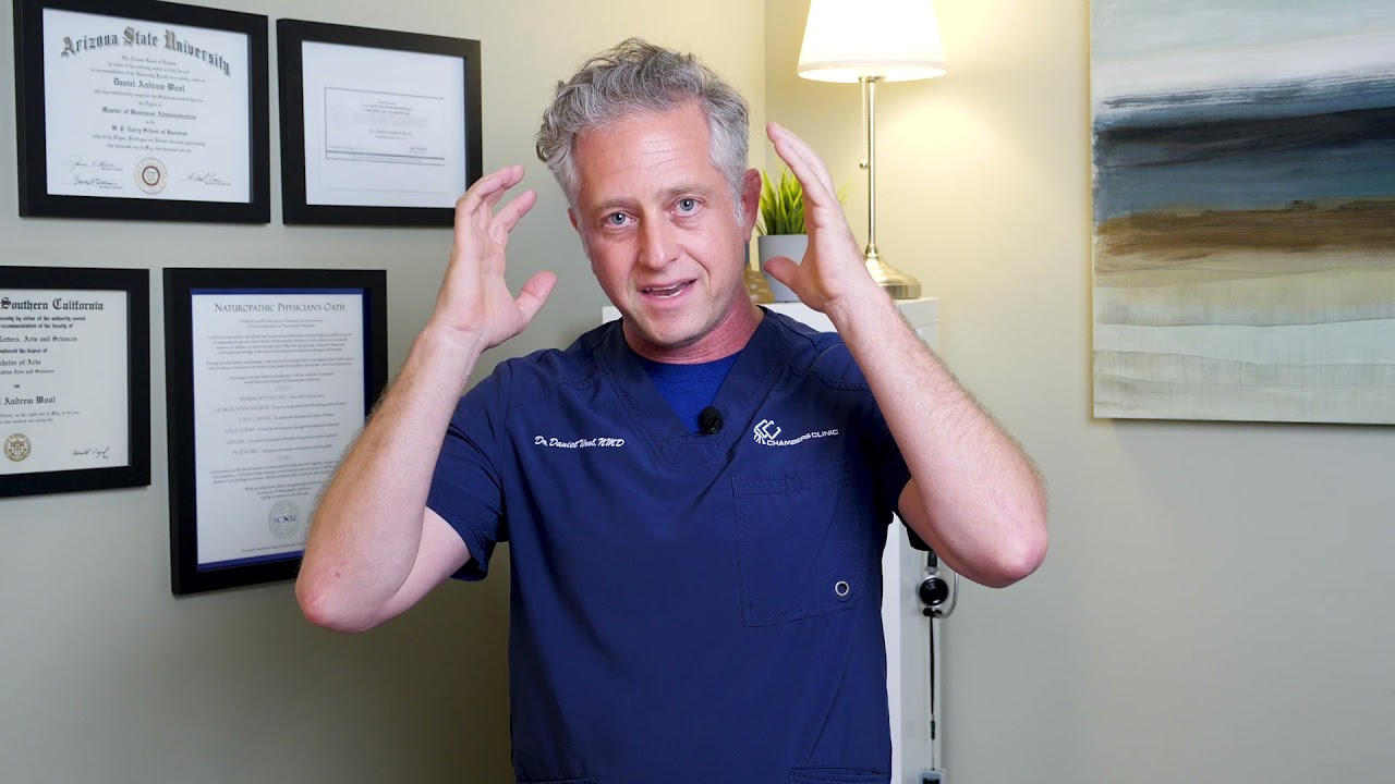 Two must-check lab markers to help stop hair loss [video]