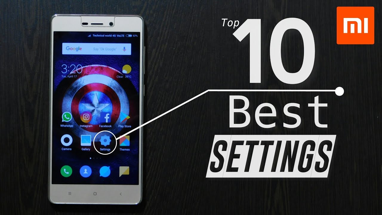 10 Coolest Xiaomi Redmi devices Call Settings and Features 2018! that you  must use