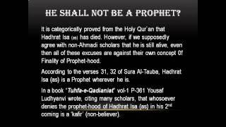 Qadiani Ahmadiyya KHATM-E-NABUWWAT Concept - Truth - Ansar Raza - Must Watch (English)