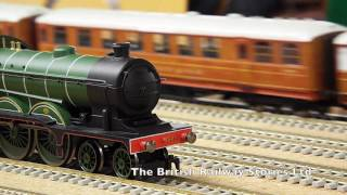 Hornby B12/3 Running in