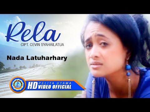 Nada Latuharhary - Rela (Official Lyrics Video)