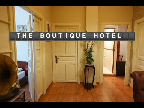 DIY Travel Reviews - The Boutique Hotel Amman, tours of rooms, breakfast, rooftop