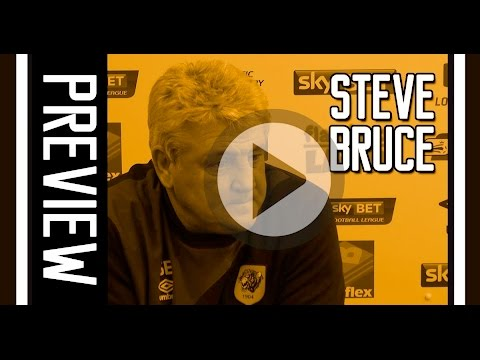 Bristol City V The Tigers   Preview WIth Steve Bruce
