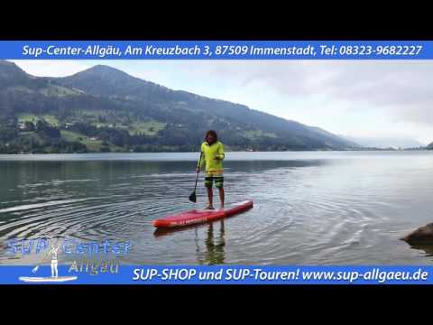 JP SUP Sportstair 2017 Test Bericht