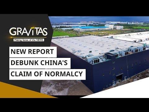 Wuhan Coronavirus: Is China Faking Its Economic Recovery?   Gravitas