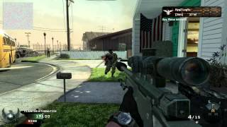 Call Of duty Black ops Multiplayer Nuketown TDM #2