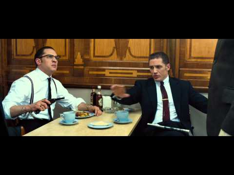 New trailer for 'LEGEND' starring Tom Hardy