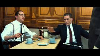 Tom Hardy as Both Reggie & Ronnie Kray