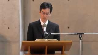 香里園教会/イースター礼拝説教2015 南望伝道師
