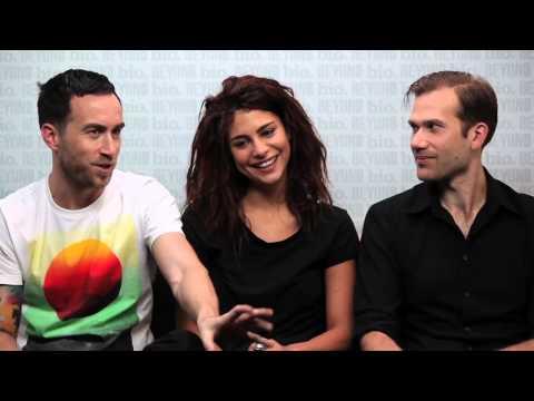 Nadia Hilker, Justin Benson, & Aaron Moorhead talk SPRING at TIFF