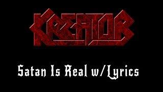 Video Kreator - Satan Is Real w/ Lyrics download MP3, 3GP, MP4, WEBM, AVI, FLV Agustus 2018
