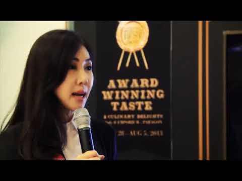 DTRA Paragon Gourmet Market World Best Taste Digital Campaign