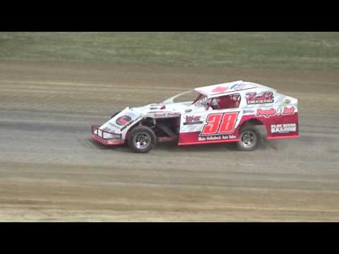 35. I.M.C.A. at Crystal Motor Speedway Test and Tune, 04-09-17