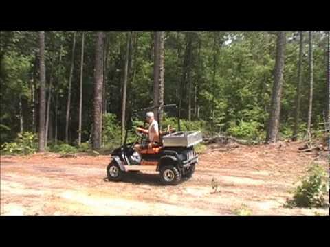 Yamaha Golf Cart With Briggs 20 Hp Engine Doovi