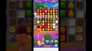 Candy Crush Friends Saga Level 744 ~ NO BOOSTERS