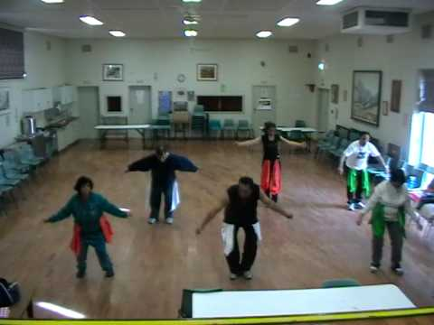 Dance chakde india practice Travel Video